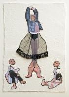 Ballet lesson-72 25 x 36